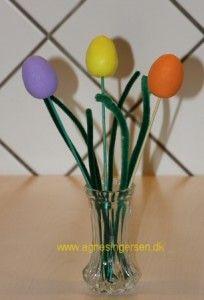 Tulipaner fra min blog til feks. mors dag:  http://agnesingersen.dk/blog/tulipaner/  tulips for mother's day kids crafts
