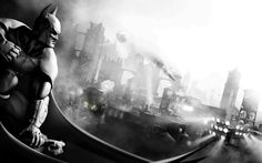 Batman : Arkham Knight Leaked Potatoe-Camera Gameplay Footage