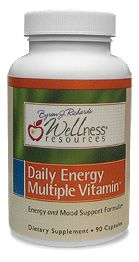 Daily Energy Multiple Vitamin - Highest Quality Multivitamin Supplement. #multivitamin #energy