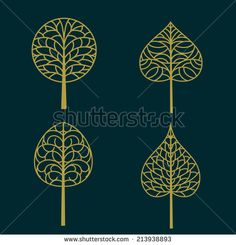 bodhi tree symbol - Google Search