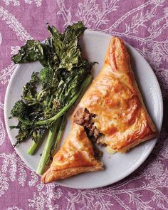 """Beef and Cheddar Hand Pies Makes me think of my mom.  And Elf... """"You smell like beef and cheese."""""""