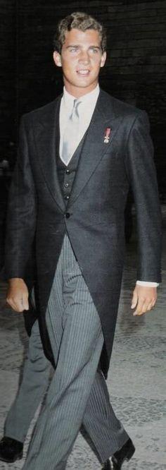 Crown Prince Felipe, Sept. 1990