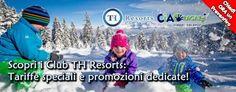 Neve 2017 con TH Resorts!