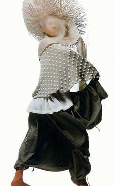 Moda conceptual:lo importante es la idea y la filosofía.