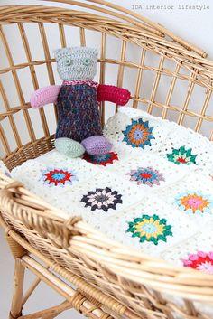 baby blanket by IDA Interior LifeStyle
