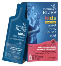 #Giveaway! Mommy's Bliss Kids Upset Tummy & Nausea Relief (Ends 2/24)