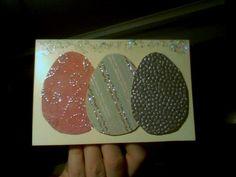 Easter Card - MADE BY MEEEEEE