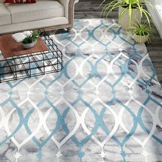 Found it at Wayfair - Castries Hand-Tufted Area Rug