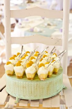 Dessert table ideas #desserttable #minidesserts