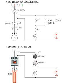 제주설비 모터(펌프) 및 전기보일러 히터봉 결선