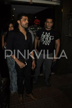 Salman Khan clicked! | PINKVILLA