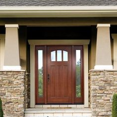 Fresh 3 Lite Craftsman Entry Door