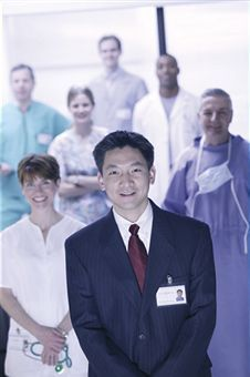 http://www.medicalfieldcareeroptions.com/ has some information on numerous careers in the medical & healthcare fields.