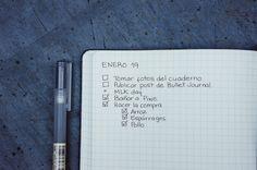Mi experiencia después de un año usando el método Bullet Journal — En español — Medium
