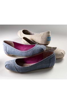 Toms Natalia Ballet Flat is a great shoe foe Spring