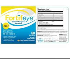 """Dr.Michael Lange on Instagram: """"The Fortifeye super omega you have been buying for ten years just got better. We have bumped  the concentration up a little and the price…"""" Dry Eye Treatment, Natural Treatments, Dr World, Eye Vitamins, Degenerative Disease, Fish Oil, Total Body, Get Well, Cholesterol"""