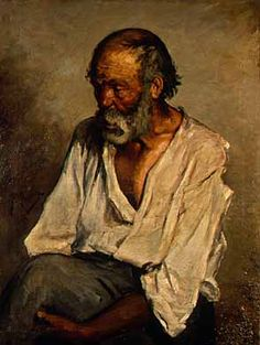 Pablo Picasso - The Old Fisherman