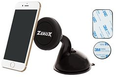 Magnetic Car Mount Windshield Holder Heavy Duty Magnet Ultra Strong Mount by Zerox for Cell Phones and Smartphones with FREE Shipping    #carscampus #sale #shop #cars #car #campus