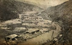 Bonanza Creek at Discovery Claim, 1898 City Museum, Gold Rush, Back In Time, Places To See, Montana, Alaska, Discovery, History, Photos