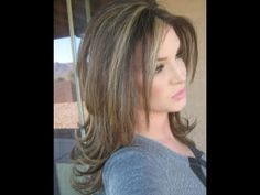 Amazing clip-in hair extension tutorial. She makes it look so easy - and realistic looking.