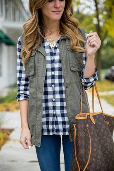 Fall outfit details