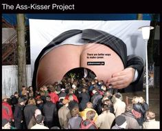 Jobsintown.de: Ass Kisser Project