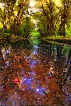 Potomac River in northern Loudoun County, Virginia, USA