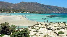 Elafonisi Beach, South West Crete Greece