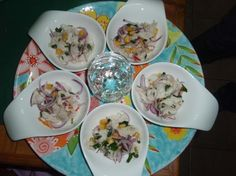 Ceviche, from Food.com