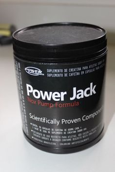 power jack nox pump