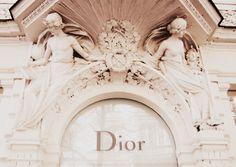 Dior boutique at Prague, Czech Republic
