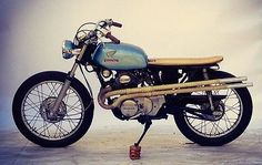 """""""Beachside Brat"""" by Scene But Not Herd,  as seen at the """"The Deus Boundless Enthusiasm Bike Build Off 2013"""""""