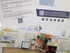 QR-Codes in der Kundenkommunikation sind bei uns nicht mehr wegzudenken