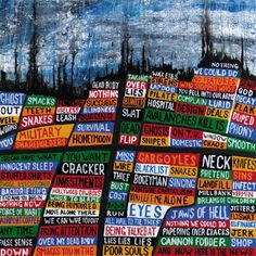 Stanley Donwood  Hail to the Thief Art