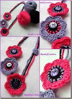 collana con fiori 14