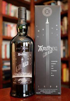 The Ardbeg Galileo Single Malt Scotch Whisky