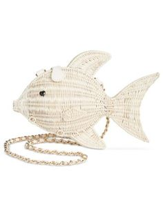 Betsey Johnson Gone Fishin' Medium Crossbody | macys.com
