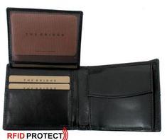 The Bridge Geldbeutel Flap schwarz RFID-Schutz Glattleder - Bags & The Bridge, Wallet, Bags, Fashion, Leather, Handbags, Moda, Fashion Styles, Fashion Illustrations