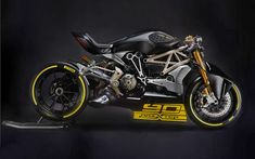 Ducati Diavel DraXter ~ Return of the Cafe Racers