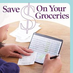 9 tips on how to save money on healthy groceries :)