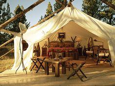 Montana Camping - Luxury Outfitters - Bozeman | Distinctly Montana Magazine
