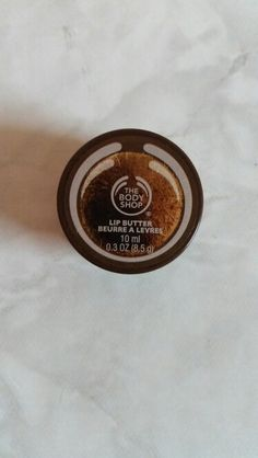 The body shop lip Butter  coconut
