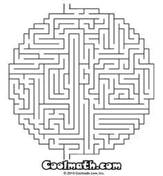 math worksheet : maze  mazes for kids at cool math games  free online mazes to  : Math Mazes Worksheets