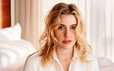 One critic called her 'the definitive screen actress of her generation'.    Greta Gerwig talks to Stella magazine about taking the starring role in   Damsels in Distress, Whit Stillman's long-awaited return to cinema.