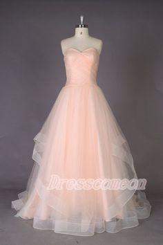 2016 New Design Blush Pink Long Prom Dresses,Simple Evening Dresses,Sweetheart Cheap Prom Dress  http://www.luulla.com/product/522723/2016-new-design-blush-pink-long-prom-dresses-simple-evening-dresses-sweetheart-cheap-prom-dress