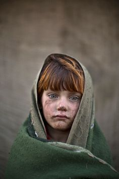 Chidren from Afghanistan grown in Pakistan refugees camp by Muhammed Muheisen