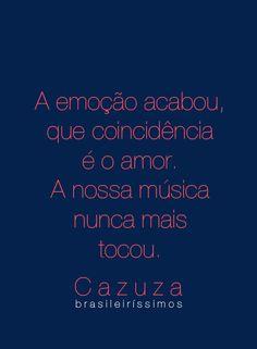 Cazuza #portugues