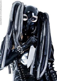 Goth Latex Porn 64