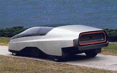 1987 Chevrolet Express Concept fuel cell car