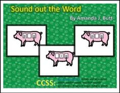 """FREE LANGUAGE ARTS LESSON – """"Sound Out the Word (beginning, middle, final – CVC) First Grade; Special Needs"""" - Go to The Best of Teacher Entrepreneurs for this and hundreds of free lessons. Kindergarten - 1st Grade  http://thebestofteacherentrepreneursmarketingcooperative.net/free-language-arts-lesson-sound-out-the-word-beginning-middle-final-cvc-first-grade-special-needs/"""